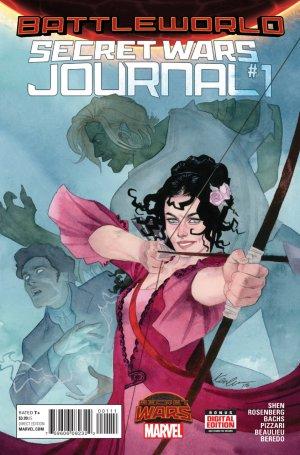 Secret Wars Journal édition Issues 1 (2015)