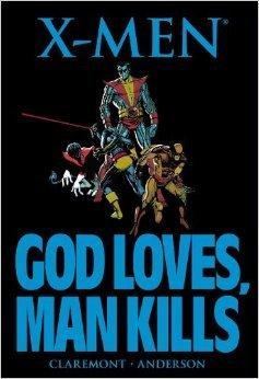 X-men - Dieu Crée, L'Homme Détruit édition TPB softcover (souple)