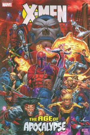 Age of Apocalypse édition TPB hardcover (cartonnée)