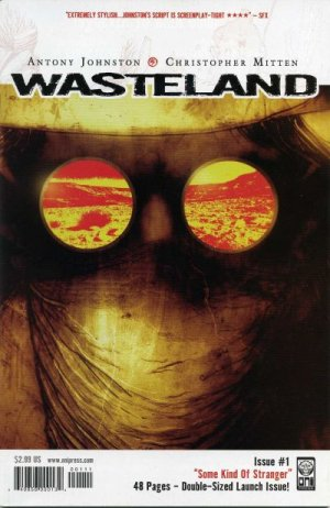Wasteland édition Issues
