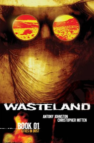 Wasteland édition TPB softcover (souple)