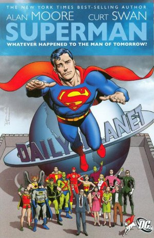 Superman - Whatever Happened To The Man Of Tomorrow édition TPB softcover (souple)