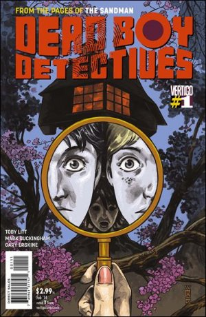 The Sandman Presents - The Dead Boy Detectives édition Issues V2 (2014 - 2015)