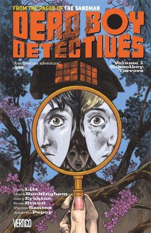 The Sandman Presents - The Dead Boy Detectives édition TPB softcover (souple)