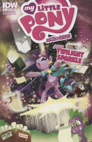 My Little Pony Micro-Series édition Issues