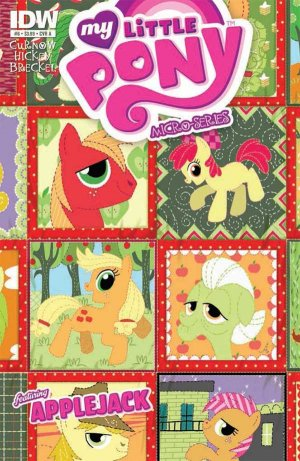 My Little Pony Micro-Series # 6 Issues