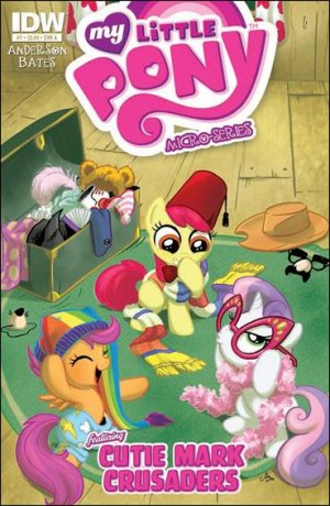 My Little Pony Micro-Series # 7 Issues