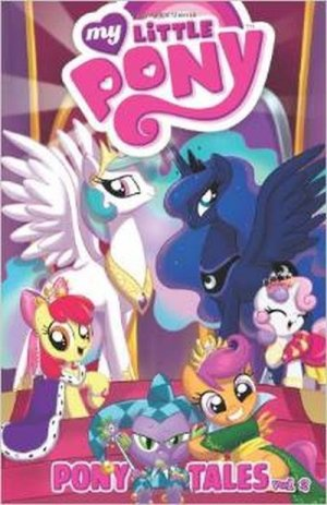 My Little Pony Micro-Series édition TPB softcover (souple)
