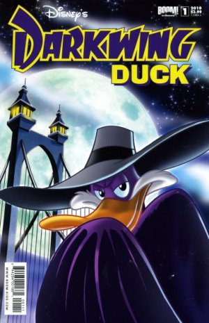 Darkwing Duck édition Issues (2010 - 2011)