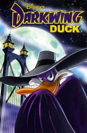 Darkwing Duck édition TPB softcover (souple)