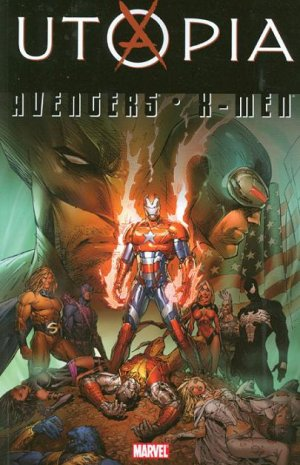 Dark Avengers / Uncanny X-Men - Utopia 1 - Utopia