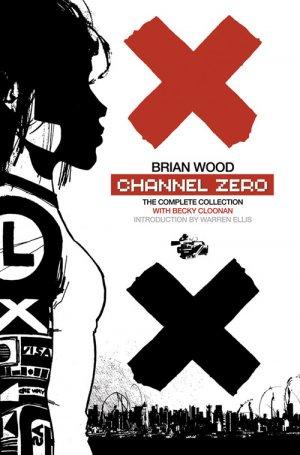 Channel Zero édition TPB softcover (souple)