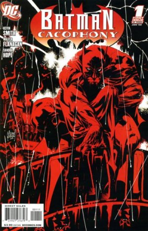 Batman - Cacophony édition Issues