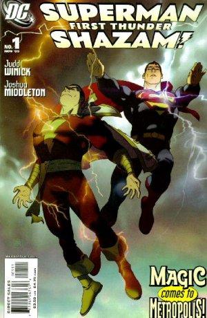 Superman - Shazam # 1 Issues