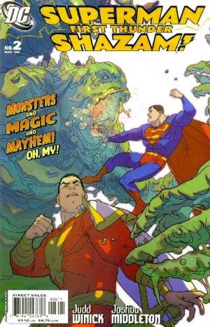 Superman - Shazam # 2 Issues