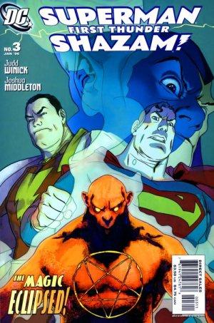 Superman - Shazam # 3 Issues