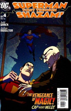 Superman - Shazam # 4 Issues