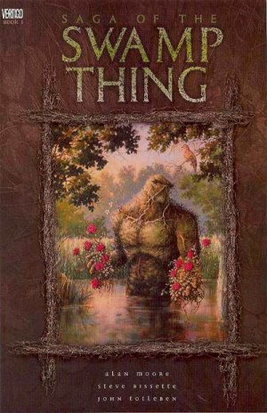 The saga of the Swamp Thing # 1 TPB softcover (souple) - Issues V2