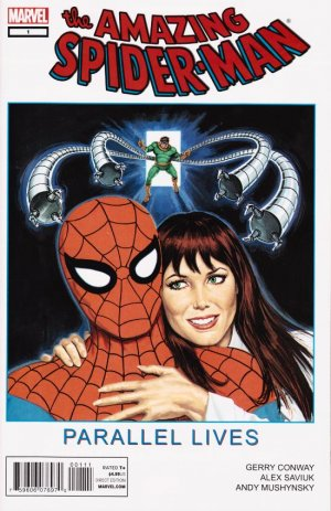 Spider-man - Destins croisés édition Issues