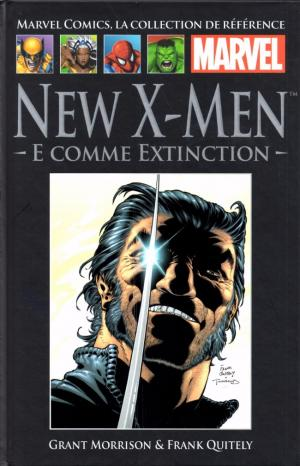 Marvel Comics, la Collection de Référence 25 - New X-Men - E comme Extinction