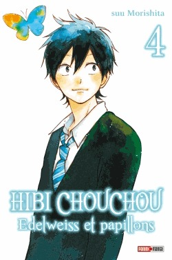 couverture, jaquette Hibi Chouchou - Edelweiss et Papillons 4  (Panini manga)