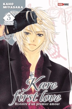 couverture, jaquette Kare First Love 3 Double (Panini manga)