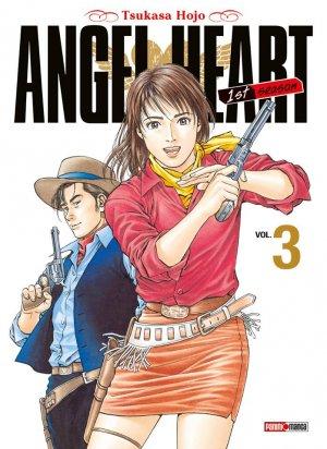 couverture, jaquette Angel Heart 3 Nouvelle édition (Panini manga)