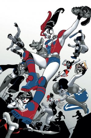 Harley Quinn # 17 Issues V2 (2013 - 2016)