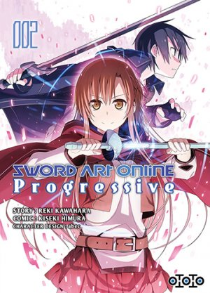 Sword Art Online - Progressive T.2