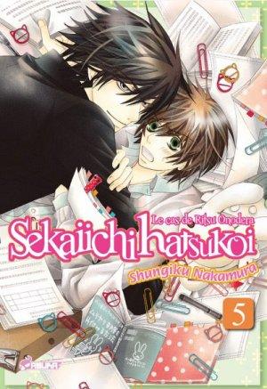 Sekaiichi Hatsukoi # 5