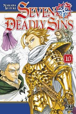 Seven Deadly Sins # 10