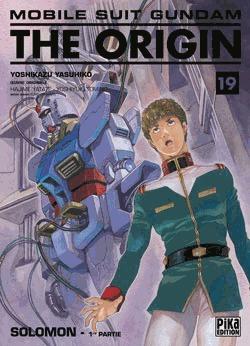 couverture, jaquette Mobile Suit Gundam - The Origin 19  (Pika)