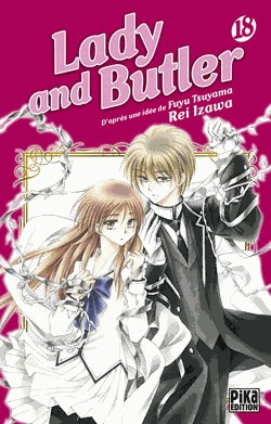 Lady and Butler # 18