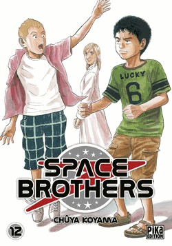 Space Brothers T.12