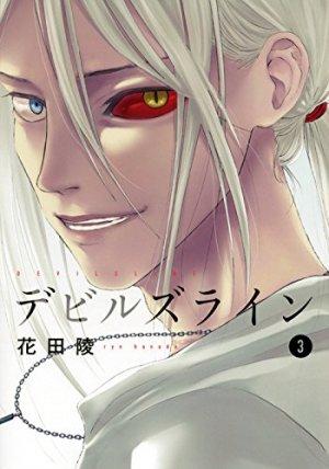 couverture, jaquette Devilsline 3  (Kodansha) Manga