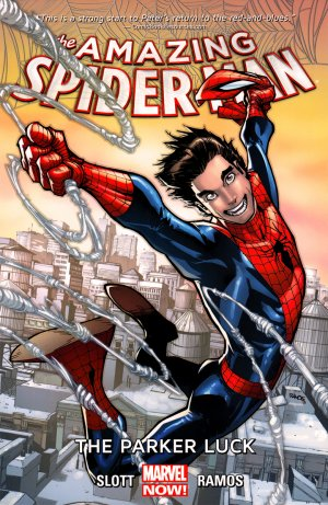 The Amazing Spider-Man édition TPB Softcover - Issues V3
