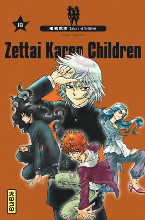 Zettai Karen Children # 18