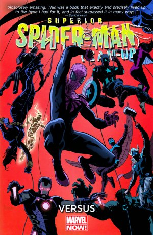 Superior Spider-man team-up édition TPB softcover (souple)