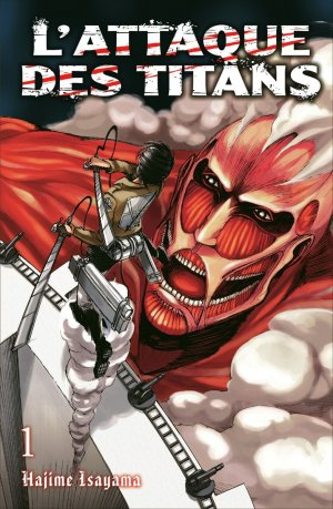 L'Attaque des Titans édition Double