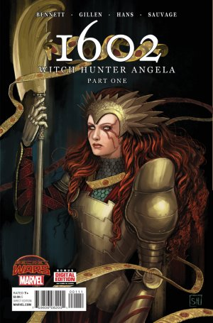 1602 Witch Hunter Angela édition Issues V1 (2015)