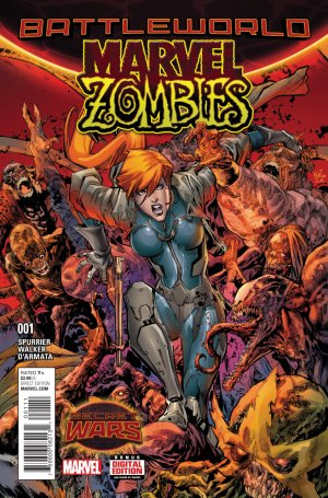 Marvel Zombies édition Issues V2 (2015)