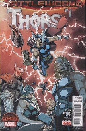 Secret Wars - Thors édition Issues V1 (2015)