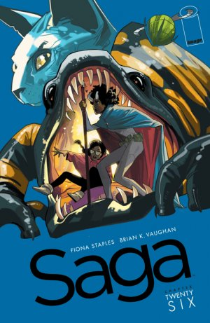 Saga # 26 Issues (2012 - Ongoing)