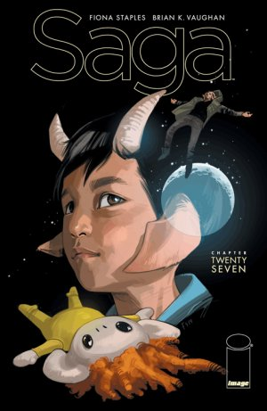 Saga # 27 Issues (2012 - Ongoing)