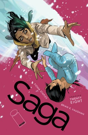 Saga # 28 Issues (2012 - Ongoing)