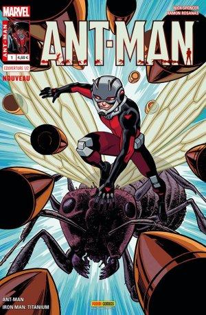 Ant-Man édition Kiosque (2015 - 2016)