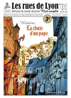 Les rues de Lyon édition Simple