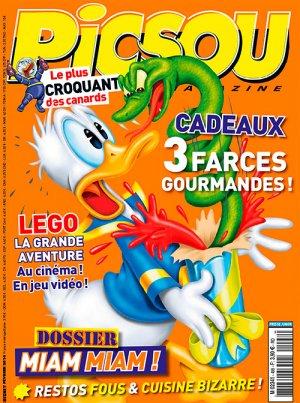 Picsou Magazine # 498