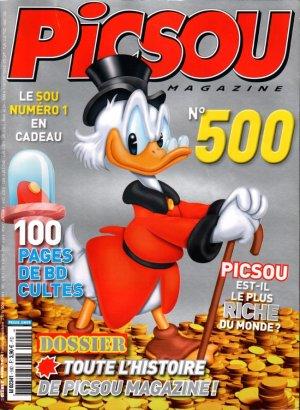 Picsou Magazine # 500