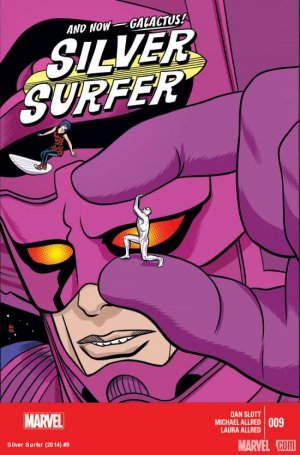 Silver Surfer # 9 Issues V7 (2014 - 2015)